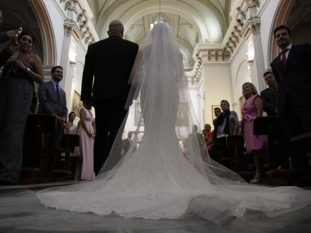 La boda de Julián y Irene  en Málaga, Málaga 9