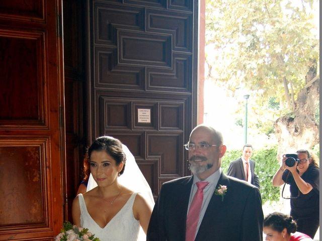 La boda de Julián y Irene  en Málaga, Málaga 10