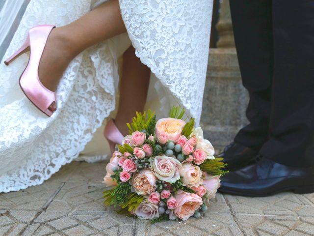 La boda de Julián y Irene  en Málaga, Málaga 2