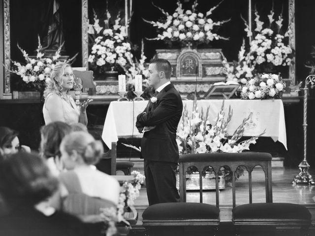La boda de Alberto y Patricia en Hervas, Cáceres 16