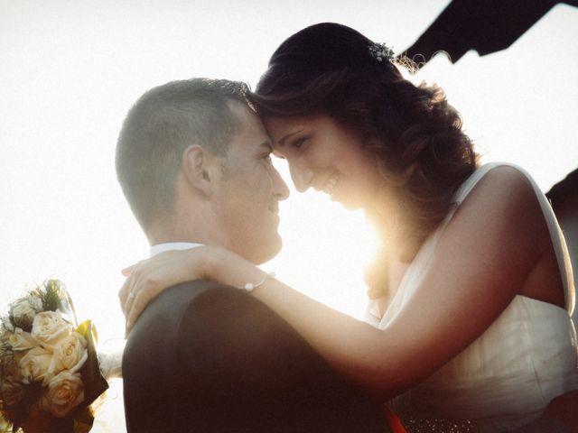 La boda de Alberto y Patricia en Hervas, Cáceres 19