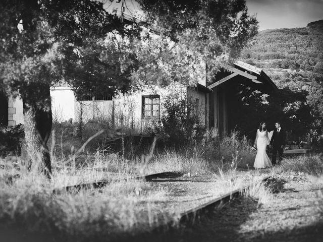 La boda de Alberto y Patricia en Hervas, Cáceres 20