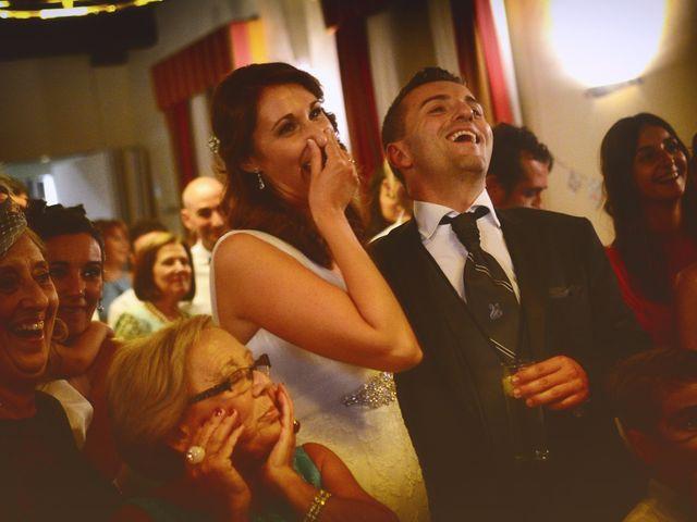 La boda de Alberto y Patricia en Hervas, Cáceres 29