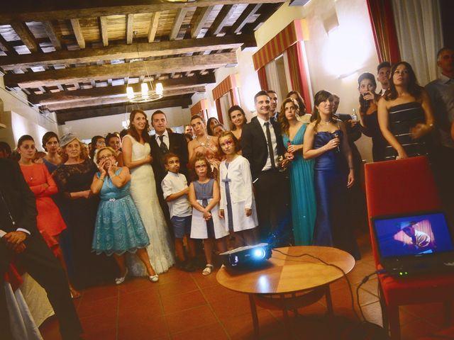 La boda de Alberto y Patricia en Hervas, Cáceres 30