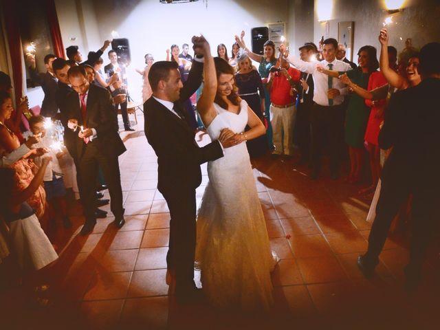 La boda de Alberto y Patricia en Hervas, Cáceres 32