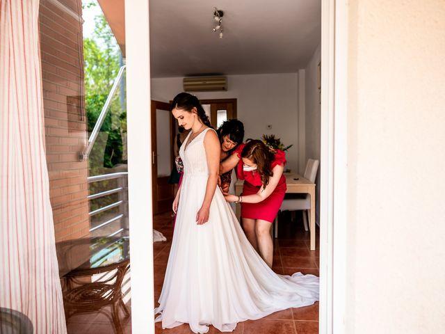 La boda de Marco y Virginia en Lupiana, Guadalajara 12