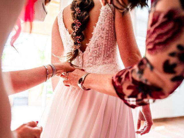 La boda de Marco y Virginia en Lupiana, Guadalajara 13