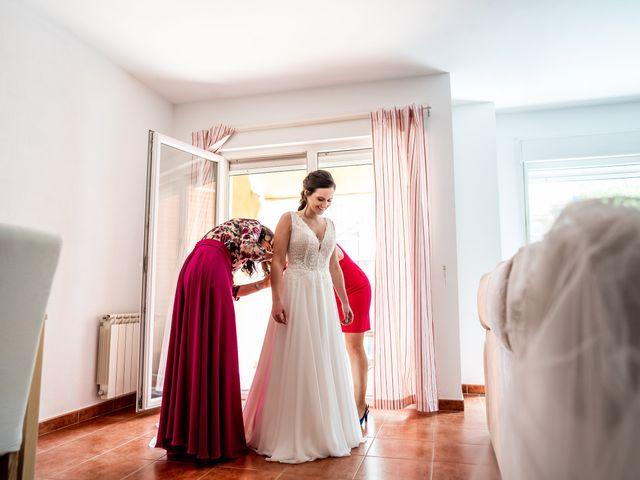 La boda de Marco y Virginia en Lupiana, Guadalajara 14