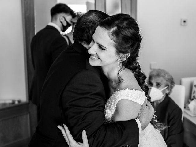 La boda de Marco y Virginia en Lupiana, Guadalajara 18