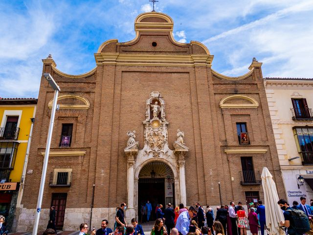 La boda de Marco y Virginia en Lupiana, Guadalajara 20