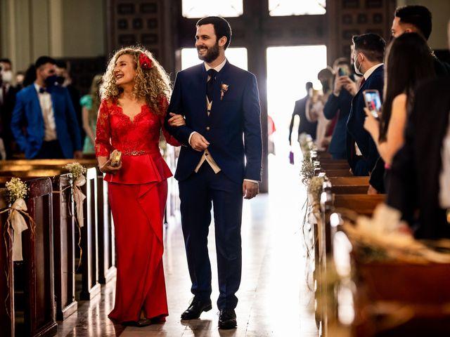 La boda de Marco y Virginia en Lupiana, Guadalajara 21