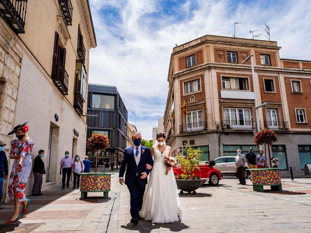 La boda de Marco y Virginia en Lupiana, Guadalajara 23