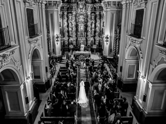 La boda de Marco y Virginia en Lupiana, Guadalajara 25