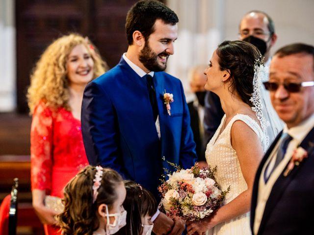 La boda de Marco y Virginia en Lupiana, Guadalajara 26