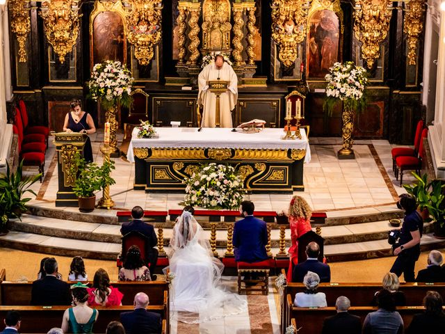 La boda de Marco y Virginia en Lupiana, Guadalajara 30