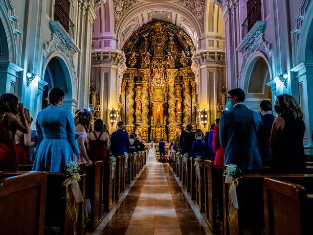 La boda de Marco y Virginia en Lupiana, Guadalajara 31