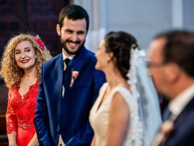 La boda de Marco y Virginia en Lupiana, Guadalajara 36