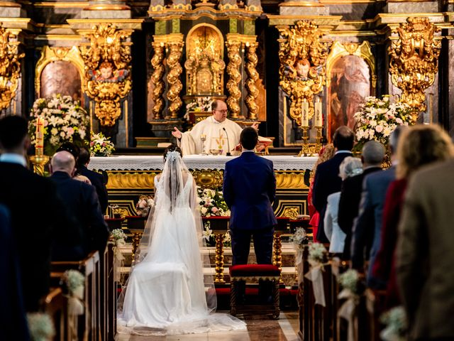 La boda de Marco y Virginia en Lupiana, Guadalajara 37