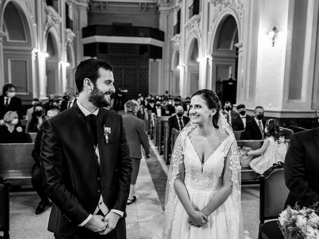 La boda de Marco y Virginia en Lupiana, Guadalajara 38