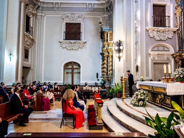 La boda de Marco y Virginia en Lupiana, Guadalajara 39