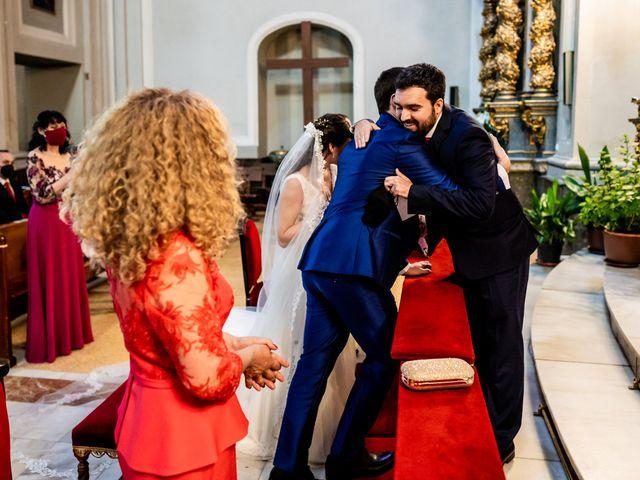 La boda de Marco y Virginia en Lupiana, Guadalajara 40