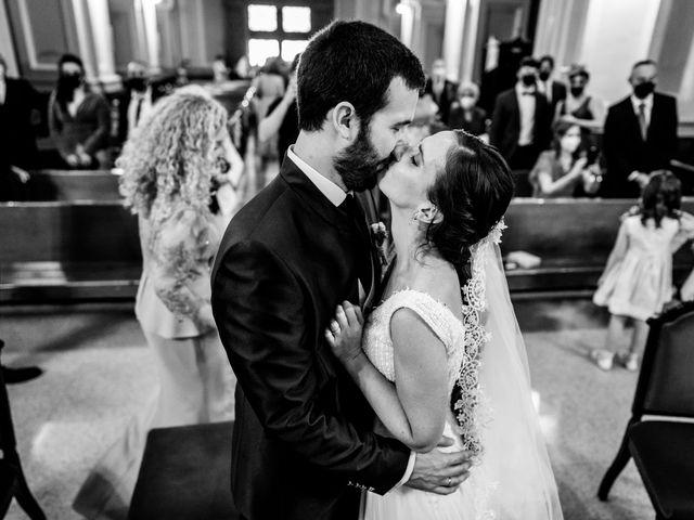 La boda de Marco y Virginia en Lupiana, Guadalajara 41