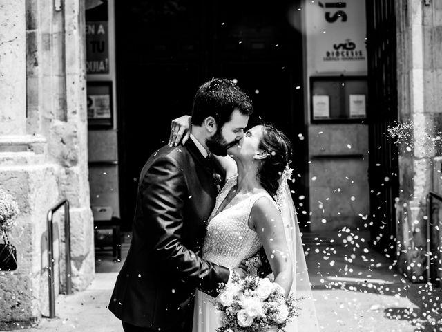 La boda de Marco y Virginia en Lupiana, Guadalajara 43