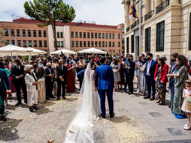 La boda de Marco y Virginia en Lupiana, Guadalajara 44