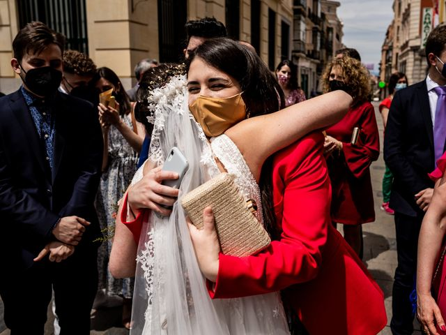 La boda de Marco y Virginia en Lupiana, Guadalajara 45