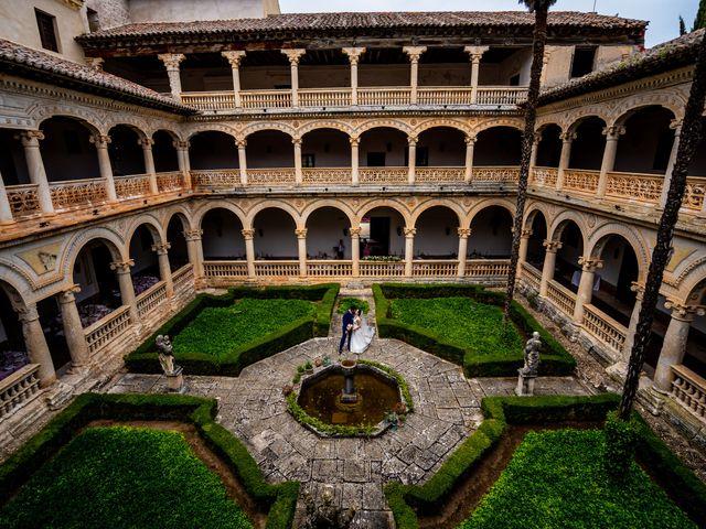 La boda de Marco y Virginia en Lupiana, Guadalajara 1