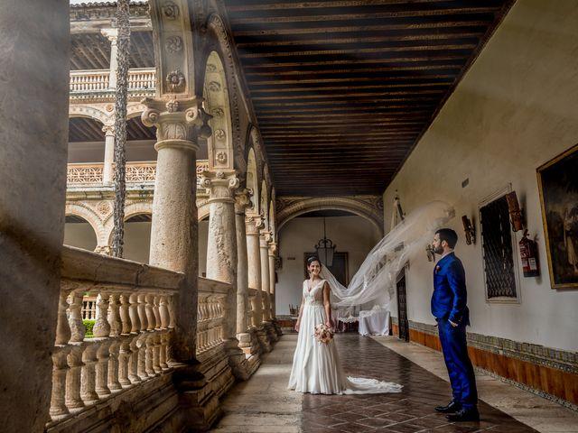 La boda de Marco y Virginia en Lupiana, Guadalajara 49