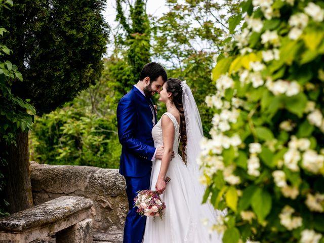 La boda de Marco y Virginia en Lupiana, Guadalajara 50