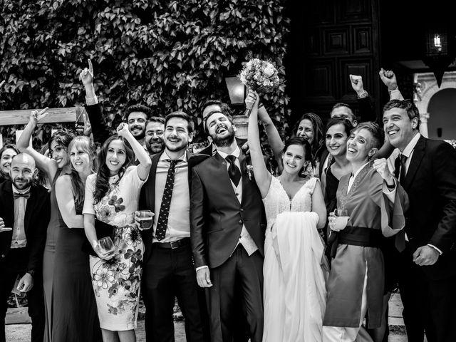 La boda de Marco y Virginia en Lupiana, Guadalajara 53