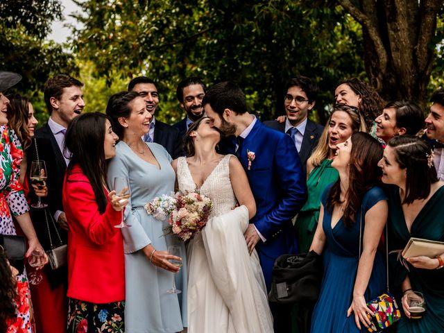 La boda de Marco y Virginia en Lupiana, Guadalajara 55
