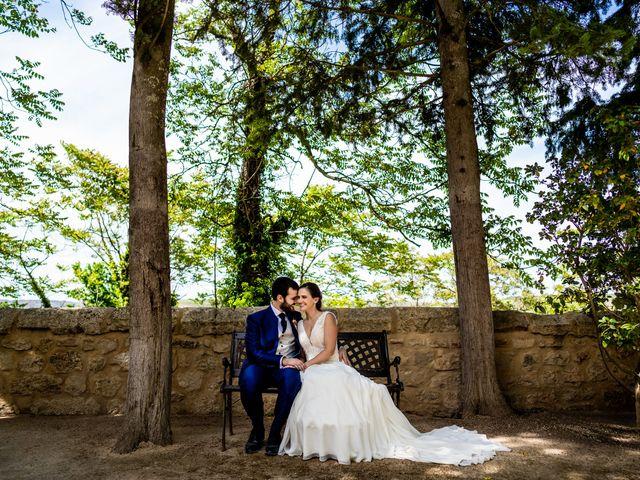 La boda de Marco y Virginia en Lupiana, Guadalajara 60