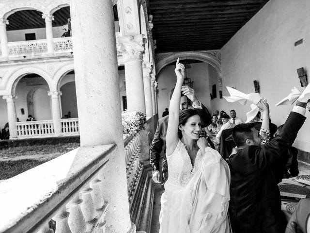 La boda de Marco y Virginia en Lupiana, Guadalajara 61