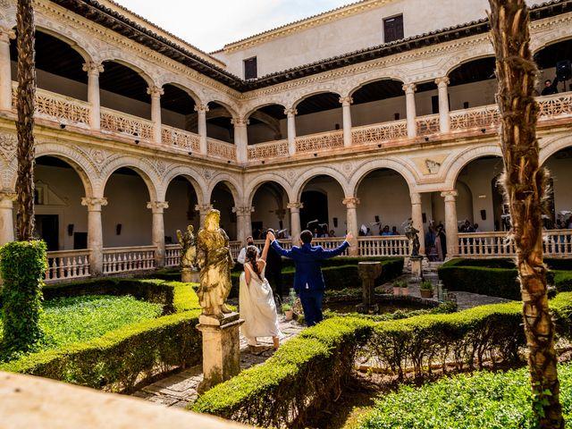 La boda de Marco y Virginia en Lupiana, Guadalajara 62