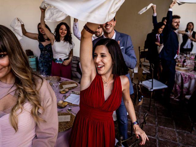 La boda de Marco y Virginia en Lupiana, Guadalajara 63