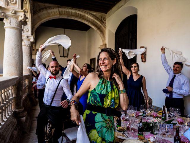 La boda de Marco y Virginia en Lupiana, Guadalajara 64