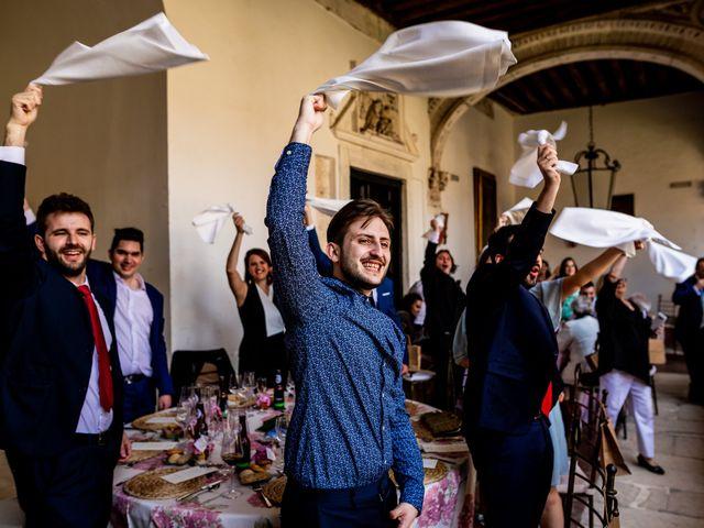 La boda de Marco y Virginia en Lupiana, Guadalajara 65