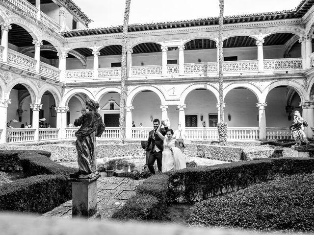 La boda de Marco y Virginia en Lupiana, Guadalajara 66