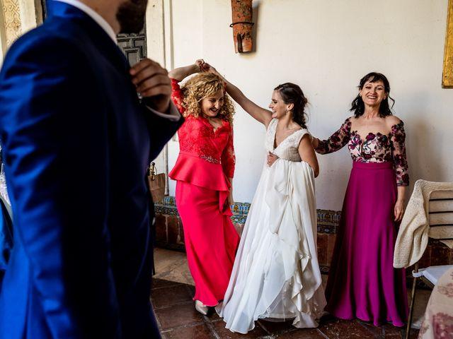La boda de Marco y Virginia en Lupiana, Guadalajara 68