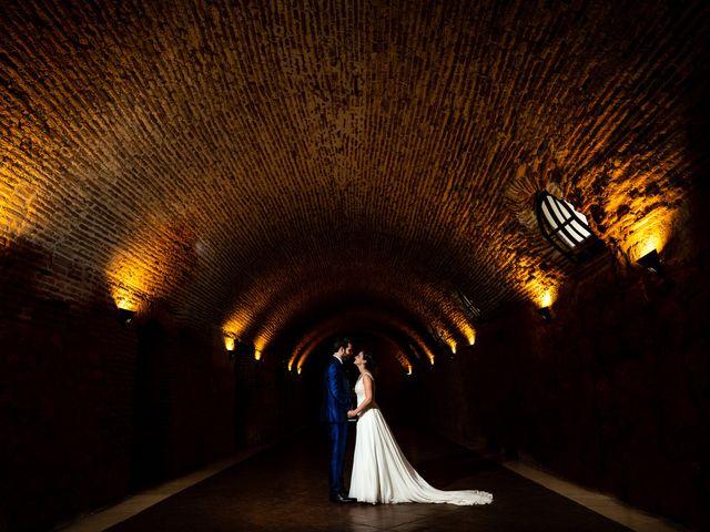 La boda de Marco y Virginia en Lupiana, Guadalajara 2
