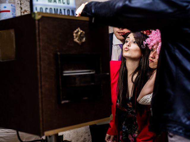 La boda de Marco y Virginia en Lupiana, Guadalajara 75