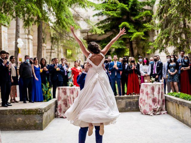 La boda de Marco y Virginia en Lupiana, Guadalajara 78