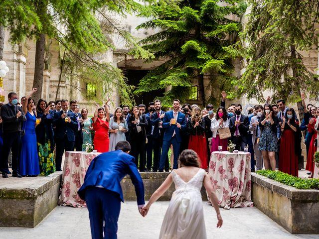La boda de Marco y Virginia en Lupiana, Guadalajara 79