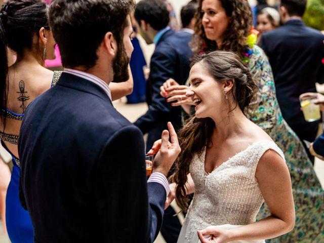 La boda de Marco y Virginia en Lupiana, Guadalajara 81