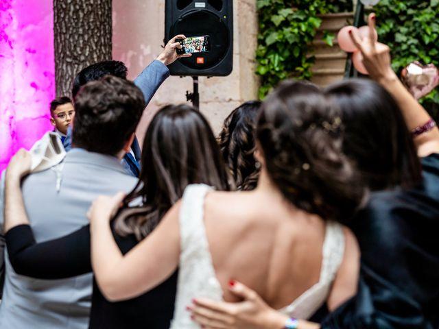 La boda de Marco y Virginia en Lupiana, Guadalajara 84