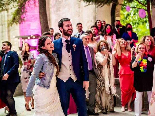 La boda de Marco y Virginia en Lupiana, Guadalajara 87