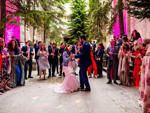 La boda de Marco y Virginia en Lupiana, Guadalajara 88